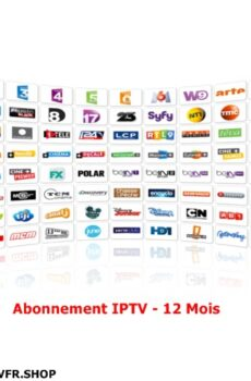 ABONNEMENT-IPTV-12MOIS