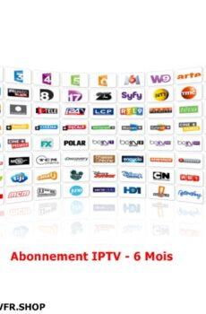 ABONNEMENT-IPTV-6MOIS