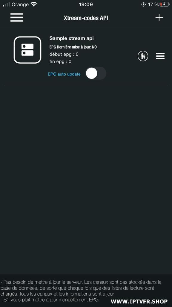 tutoriel abonnement iptv gse smart iptv